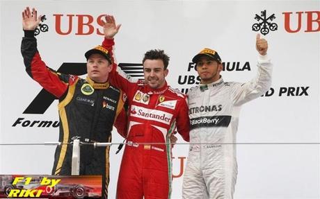 RESUMEN DE LA TEMPORADA 2013 DE F1 PARTE 2