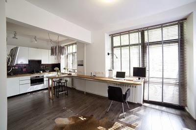 Apartamento rustico de 35 metros cuadrados paperblog for Apartamentos de 35 metros cuadrados