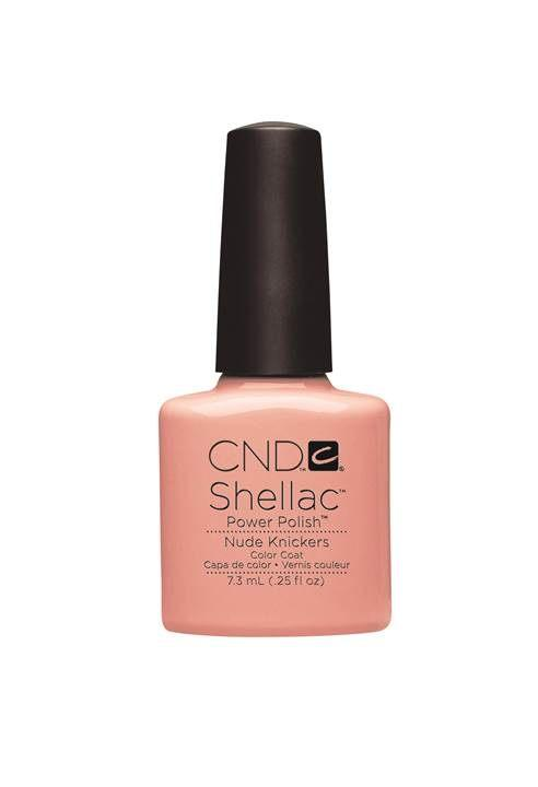 Shellac Intimate Collection de CND (2)