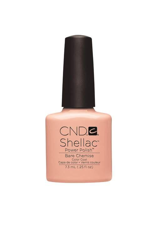Shellac Intimate Collection de CND (4)