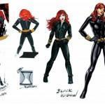 Viuda Negra en Marvel Universe Live