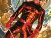 Portada alternativa Alex Ross para Daredevil