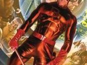 Portada alternativa Alex Ross para Daredevil