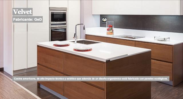 La cocina un espacio para algo mas que cocinar paperblog - Cocinas para cocinar ...