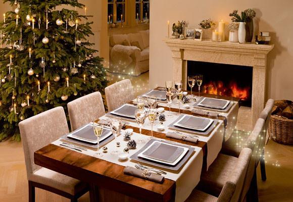La navidad est a punto de llegar decora tu casa paperblog - Chimeneas decoradas para navidad ...