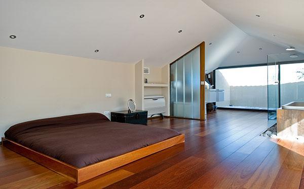 El ba o integrado en dormitorio paperblog for Dormitorio con bano