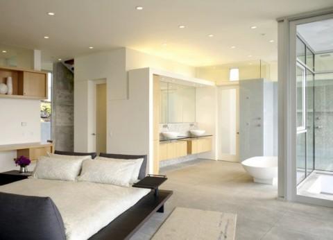 El Baño Integrado En Dormitorio