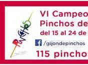 Campeonato pinchos Gijón