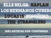 Gijón Sound Festival 2014: Stranglers, Elle Belga, Lucas 15...