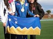 Atleta magallánica camila stein obtuvo medalla metros