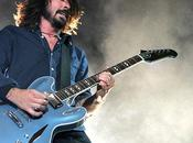 ¿Qué guitarra Dave Grohl Fighters?