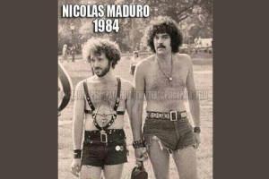 Los tiempos de vasioleta de Nicolás Maduro