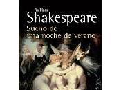 sueño noche verano. William Shakespeare