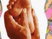 Reflexología podal, mucho simple masaje pies