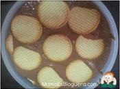 Receta: Mousse chocolate galletas