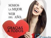 ConsultaClick España, Mejor Website 2013 Salud