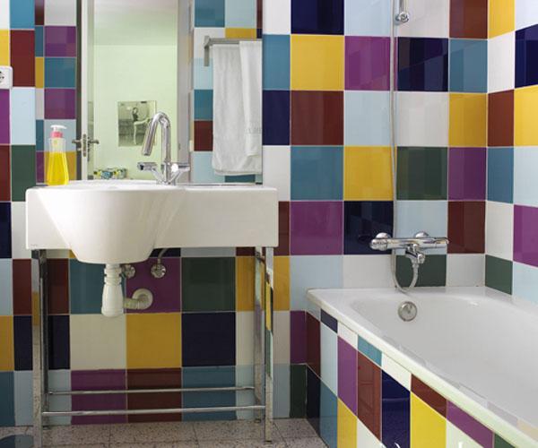 Coloridos ba os actuales paperblog for Banos actuales decoracion