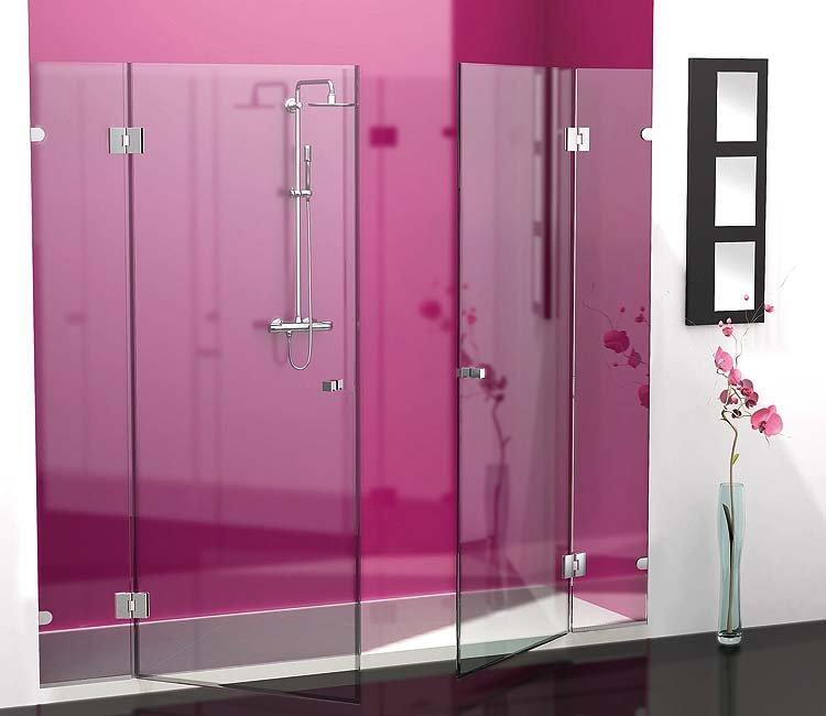 Coloridos baños actuales - Paperblog