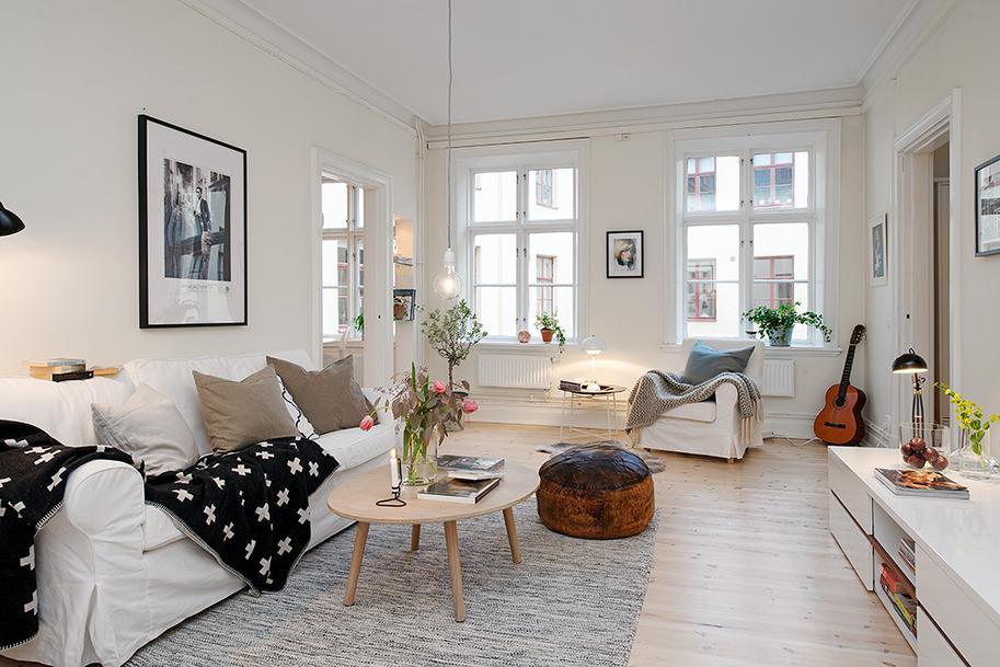 Tienda De Muebles Tifon : Acogedor salón estilo nórdico paper