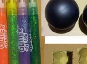 Cómo decorar unas bolas Navidad