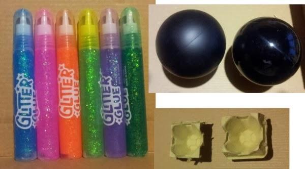 C mo decorar unas bolas de navidad paperblog - Como decorar bolas de navidad ...
