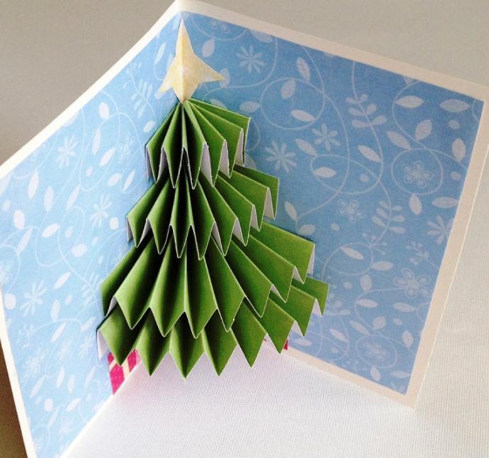 Crea tus propias felicitaciones de navidad paperblog - Hacer una postal de navidad ...