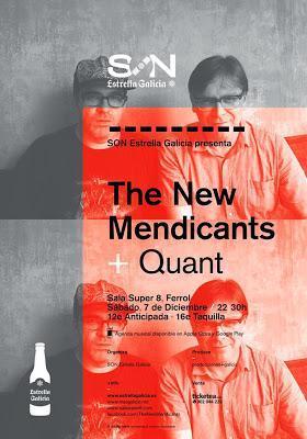 SON Estrella Galicia: The New Medicants en Madrid, Ferrol y Ourense