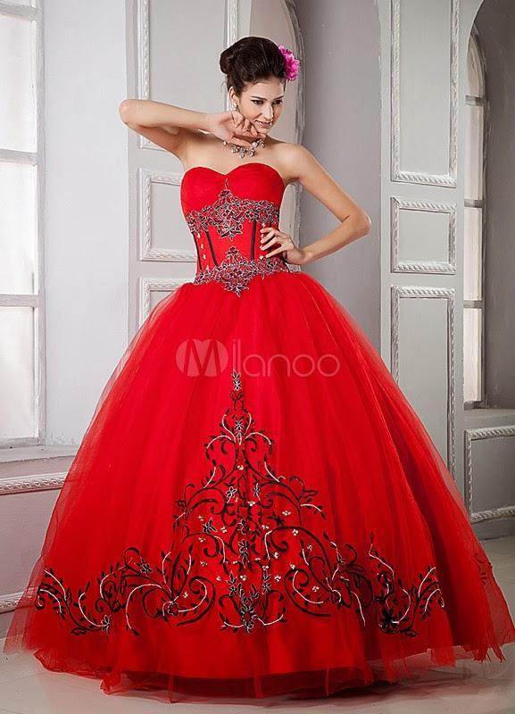 f0a170e76 Vestidos rojos para presentacion de 3 años - Imagui