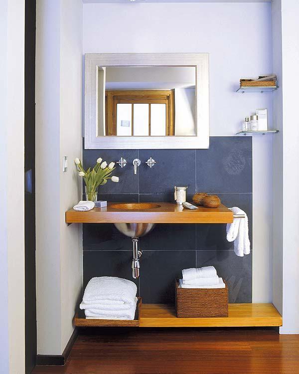 ba os para lugares peque os paperblog On repisas para lugares pequenos