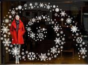 Ideas decoración para escaparates navideños
