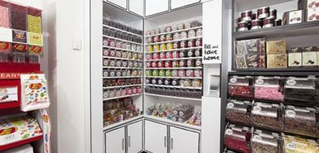 Decoración tienda golosinas - The Candy Room 04