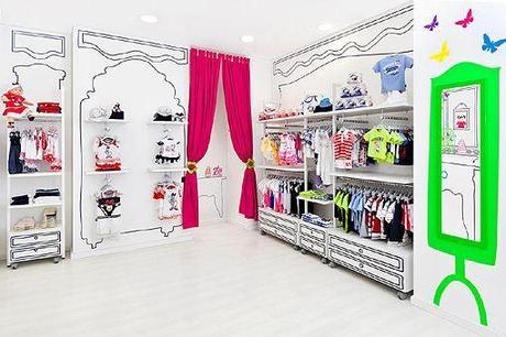 Decoración para tienda infantil Piccino 03