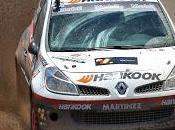 Jorge martínez busca punto para campeón rallymobil motorshow