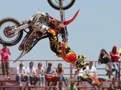 Motocross freestyle rallymobil motorshow