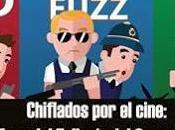 Podcast Chiflados cine: Especial trilogía Cornetto