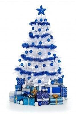 10 lindos rboles de navidad paperblog - Arboles de navidad blanco decoracion ...