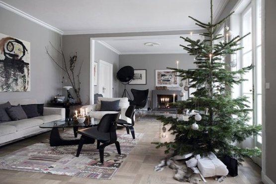 muebles de diseo y decoracin navidea nrdica