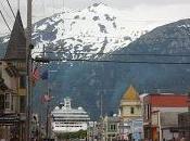Skagway, ciudad jardín Alaska