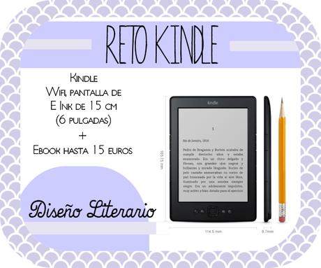 Reto Diseño Literario Kindle