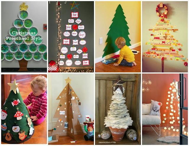 Navidad tu propio rbol de navidad for Ambientacion para navidad