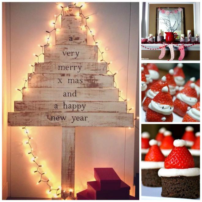 Ideas para decorar en navidad paperblog - Adornar la casa en navidad ...