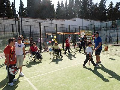 El pádel-adaptado. Qué es y que ventajas ofrece a las personas discapacitadas