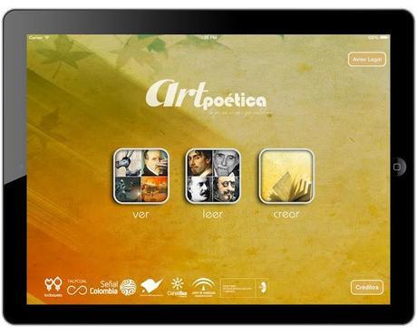 ARTPOÉTICA, un proyecto educativo, interactivo y de entretenimiento gratuito para televisión y dispositivos móviles, que acerca la literatura española a los jóvenes.