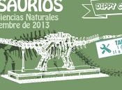 Lego exposición Dippy Madrid
