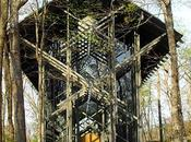 Thorncrown Chapel, Jones