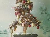 Originales árboles navidad