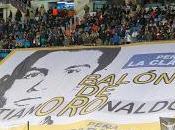 Bernabéu homenajeó Cristiano