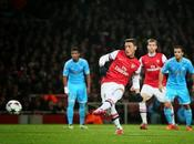 Arsenal vence Marsella