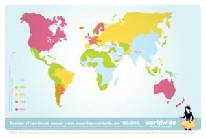 breastcancerstatsworldwide