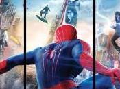 Publicado oficialmente póster Amazing Spider-Man Poder Electro tres villanos